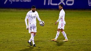 Real Madrid, 3. lig takımına elendi