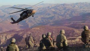 Şırnak'ta PKK/KCK, FETÖ/PDY operasyonu