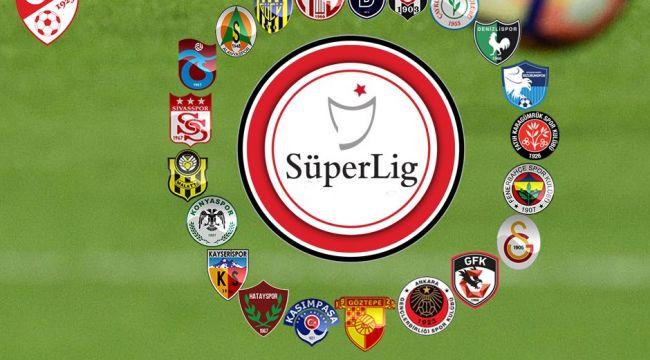 Süper Lig'in ismi değişti