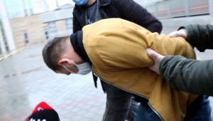 Eski eşini feci şekilde darp eden İbrahim Z. tutuklandı