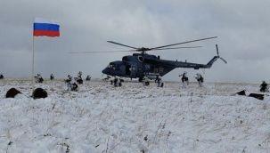 'Askeri birlikler uygun görüldüğü sürece Ukrayna sınırında olacak'