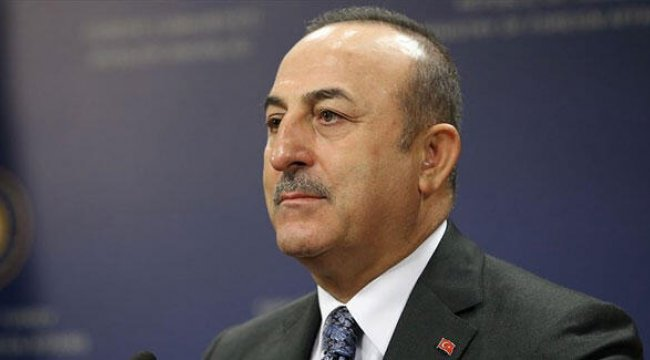 Bakan Çavuşoğlu, IKBY Başbakanı ile saldırıları görüştü