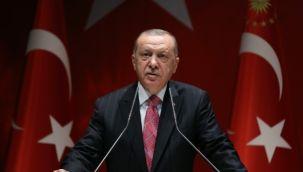 Cumhurbaşkanı Erdoğan'dan uçak kazası ile ilgili açıklama