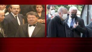 Cumhurbaşkanı Erdoğan, Özal için düzenlenen anma törenine katıldı