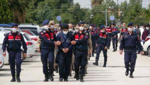 DEAŞ operasyonunda gözaltına alınanlar adliyeye sevk edildi