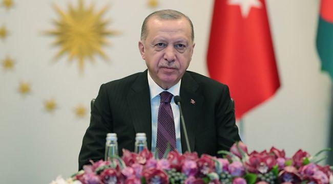 Erdoğan, Beykoz Cam ve Billur Müzesi Açılış Töreni'nde konuşma yaptı