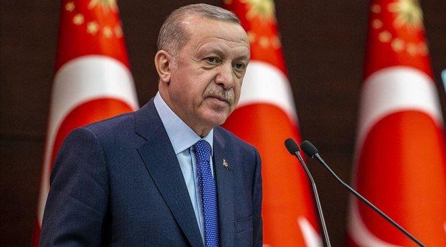 Erdoğan'dan Çanakkale Kara Savaşları'nın 106. yıl dönümü mesajı