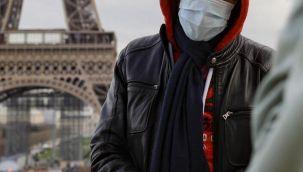 Fransa'da son 24 saatte 39 bin 113 Kovid-19 vakası tespit edildi