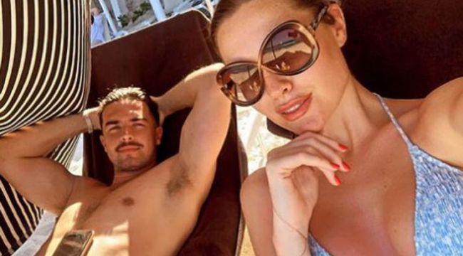 İşte Serdar Ortaç'ın eski eşi Chloe Loughnan'ın yeni aşkı
