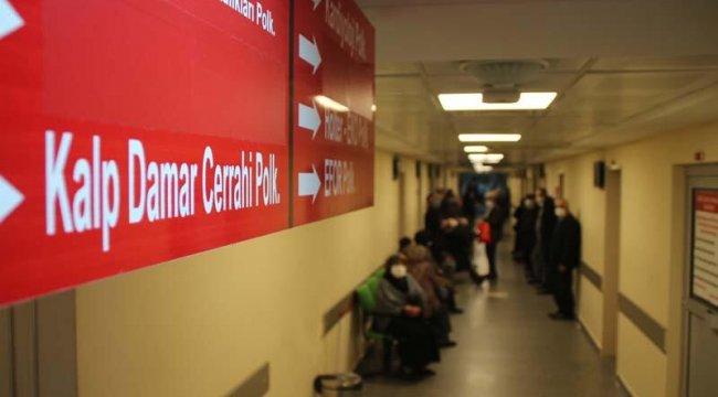 Rize'de 'Zorunlu olmadıkça hastanelere başvurmayın' çağrısı