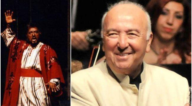 Usta sanatçı Erol Uras hayatını kaybetti