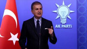 AK Parti Sözcüsü Ömer Çelik: Netanyahu hükümeti bir suç makinesidir