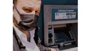 Bankamatikte unutulan parayı buldu, zabıtaya teslim etti