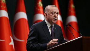 Cumhurbaşkanı Erdoğan'dan esnafa hibe desteği açıklaması