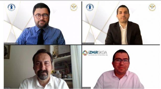 EGİAD'ın gündemi 'Sürdürülebilir Kent İzmir'