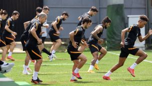 Galatasaray'da kamp kadrosu açıklandı