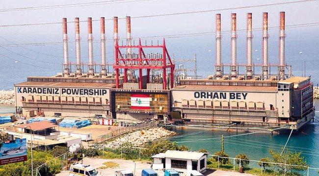'Karadeniz' Lübnan'da fişi çekti