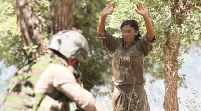 PKK'dan teslim olanların 400'ü çocuk