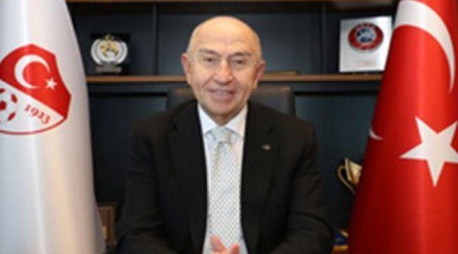 TFF Başkanı Özdemir: 'Engelli futboluna desteğimiz 15 yaşında'