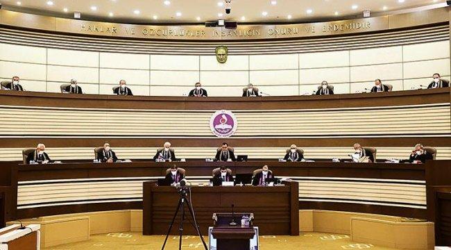 AYM Raportörü: HDP iddianamesi kabul edilsin