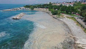 Bakan Kurum Marmara Denizi'nden toplanan müsilaj miktarını açıkladı