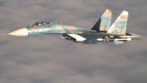 Bulgaristan'da askeri uçak düştü