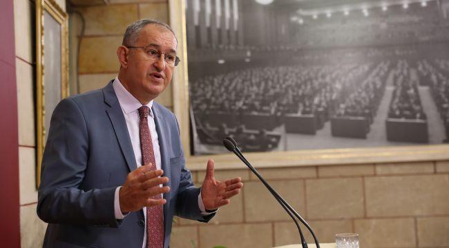CHP'Lİ SERTEL'DEN ASTRONOMİK TAZMİNATA TEPKİ