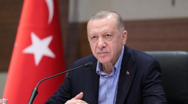 Cumhurbaşkanı Erdoğan, NATO Karargahı'nda