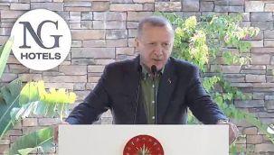 Cumhurbaşkanı Erdoğan: Pazartesi günü tekrar bunu masaya yatırırız