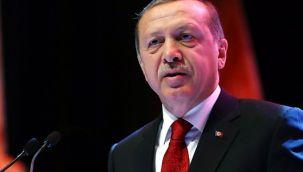 Cumhurbaşkanı Erdoğan, Türkmenistan Cumhurbaşkanı ile görüştü
