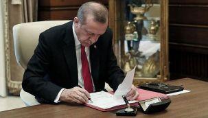 Cumhurbaşkanlığı atama kararları Resmi Gazete'de!