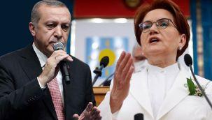 Erdoğan'ın o sözlerine Akşener'den yanıt