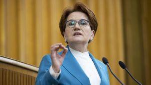 İYİ Parti lideri Akşener'den açıklamalar