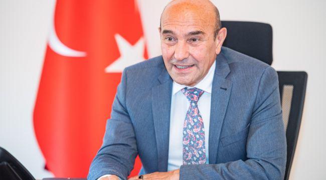 """""""İZMİR'İN EKMEĞİNİ VE REFAHINI BÜYÜTÜYOTUZ"""""""