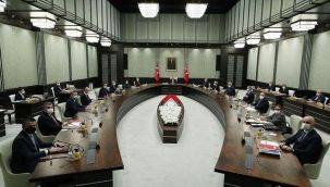 KABİNE TOPLANTISI ERTELENDİ