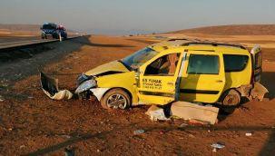 Konya'daki kazadan acı haber