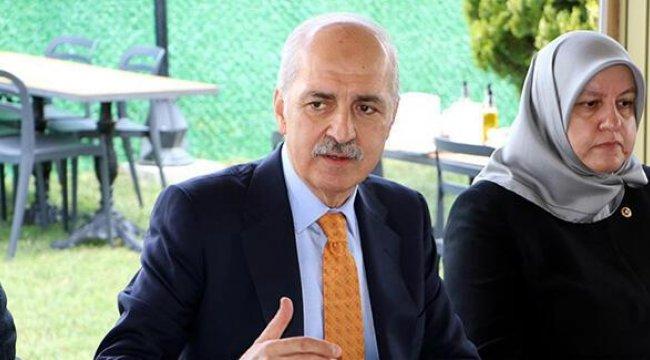 Kurtulmuş: Türkiye'siz NATO'nun düşünülmesi mümkün değil