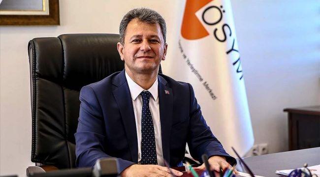 ÖSYM Başkanı Aygün'den YKS açıklaması!