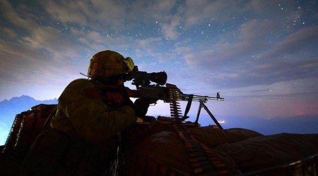 Pençe operasyonları kapsamında 2 PKK'lı terörist etkisiz hale getirildi