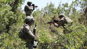 Pençe-Şimşek operasyonunda 3 PKK'lı terörist etkisiz hale getirildi