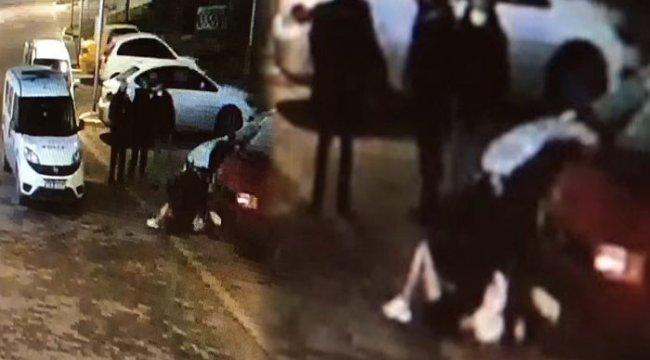 Polisin dövdüğü kadının ifadesi ortaya çıktı !!!