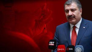 Son dakika: Sağlık Bakanı Koca'dan 40 yaş için koronavirüs aşısı açıklaması