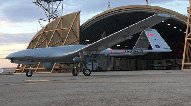 Türk SİHA'ları F-35'lerle uyumlu çalışacak
