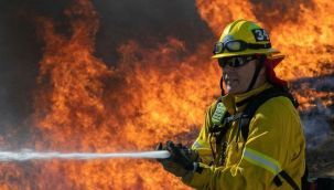 ABD ve Kanada, şimdiye kadarki en kötü 'yangın sezonunun' eşiğinde