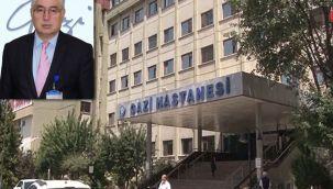 Başkent'te Hastane müdürü makamında bıçaklandı