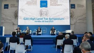 Çok Uluslu Şirketlere Vergi Arttırımında Anlaşma