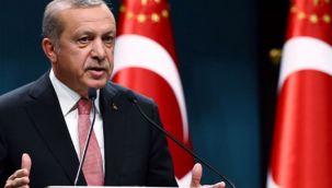 Erdoğan, Türkiye Gençlik Zirvesi'nde