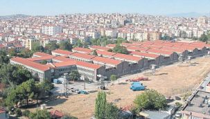 """ESNAF CEZAEVİ YERİNE AVM'YE KARŞI"""