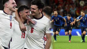Euro 2020 finalistleri belli oldu:İtalya-İngiltere