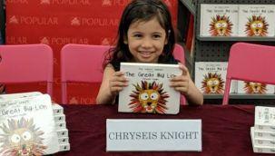Hindistan'ın en genç yazarı 3 yaşında